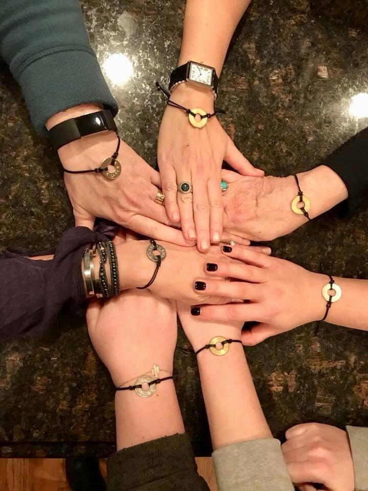 Charlotte GF bracelets
