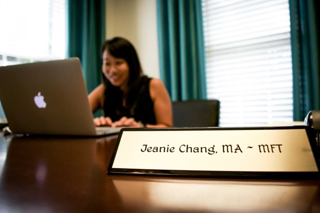 Jeanie Chang, LMFT